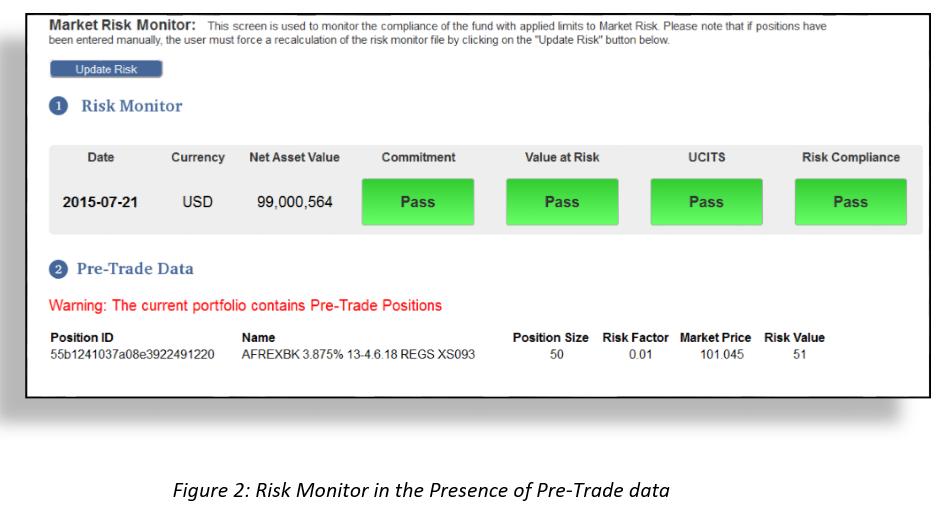 Pre trade 2